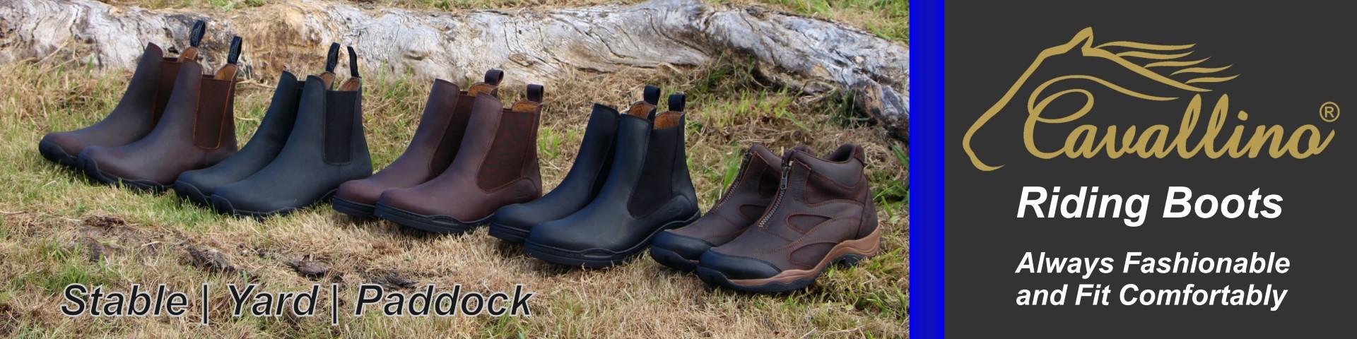 Cavallino Short Boots