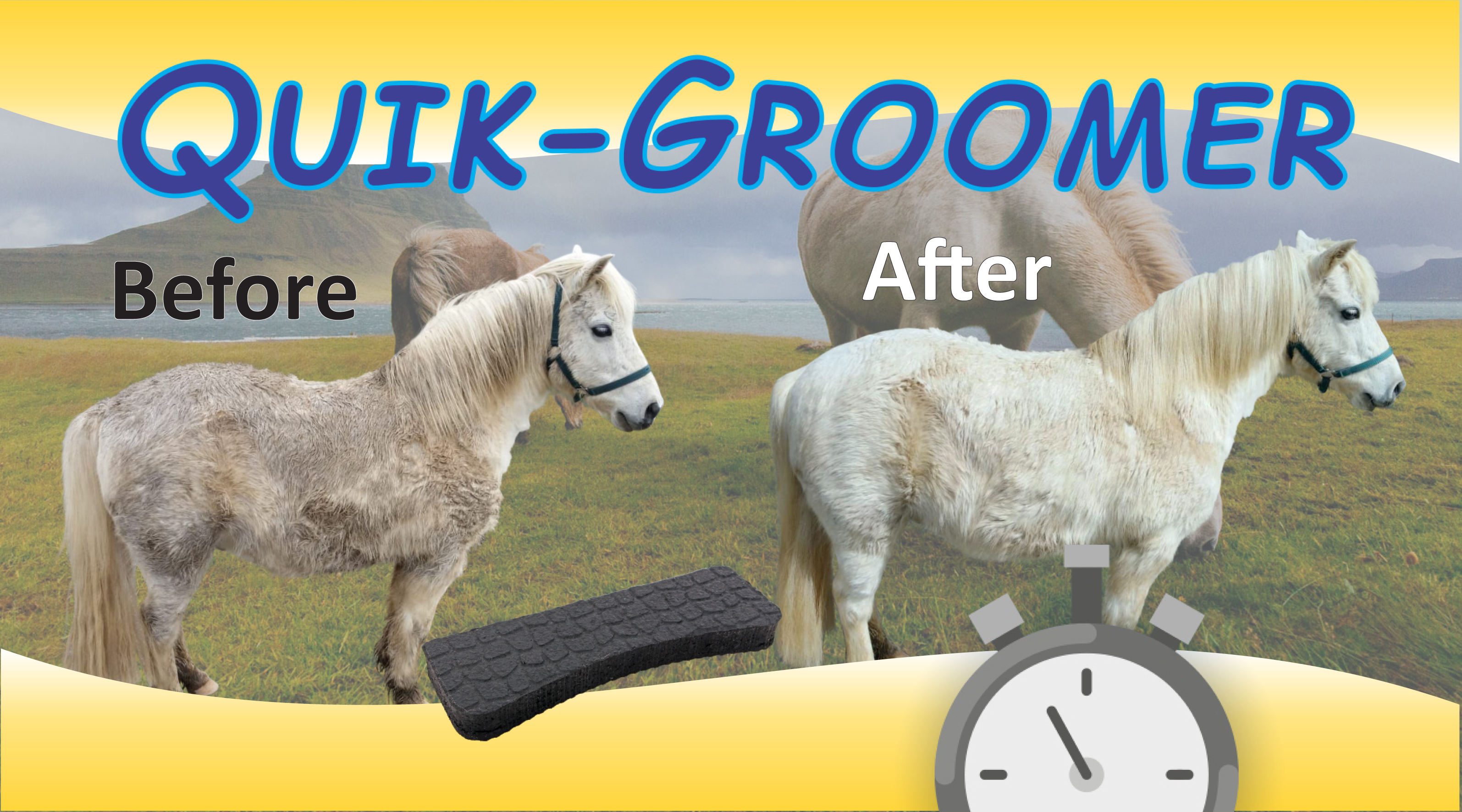 Blue Tag Quik Groomer